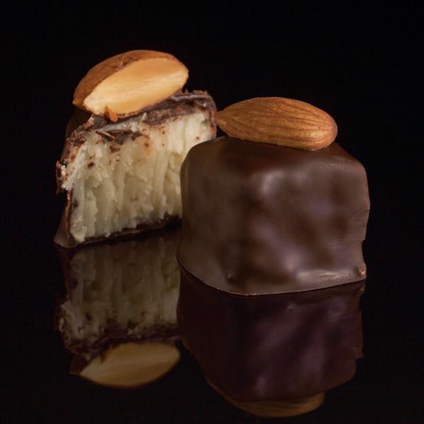 Joyful Almond Truffle